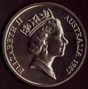 Australian 10 Cent Coin