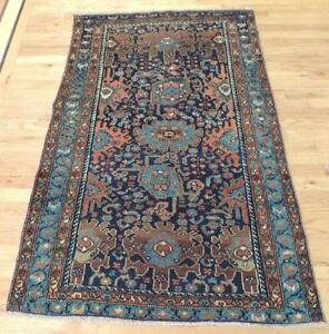 Antique Persian Rug 3x5