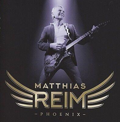 Matthias Reim   Phoenix  New Cd  Germany   Import