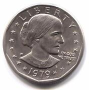 1979 One Dollar Coin