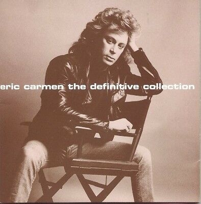 Eric Carmen   Definitive Collection  New Cd