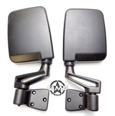 Humvee Aftermarket Mirrors SET OF 2. Humvee Hummer H1 M998  for sale  Shipping to Canada