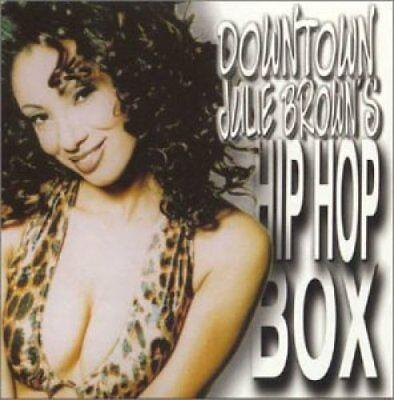 Julie Brown | CD | Downtown Julie Brown's hip hop box (1998, v.a.)