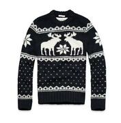 Abercrombie Mens Sweater XL