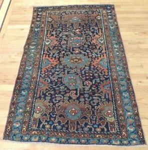 Antique Persian Rug 3x5