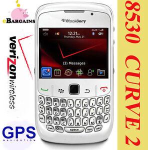 RIM-BlackBerry-Curve-8530-White-verizon-Smartphone-PDA-Phone-New-Page-Plus