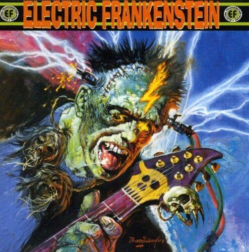 Electric Frankenstei - Burn Bright Burn Fast [New CD]