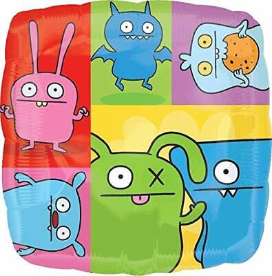 Mayflower Products Ugly Dolls Party Supplies 8th Birthday Balloon Bouquet Decor](Ugly Birthday)