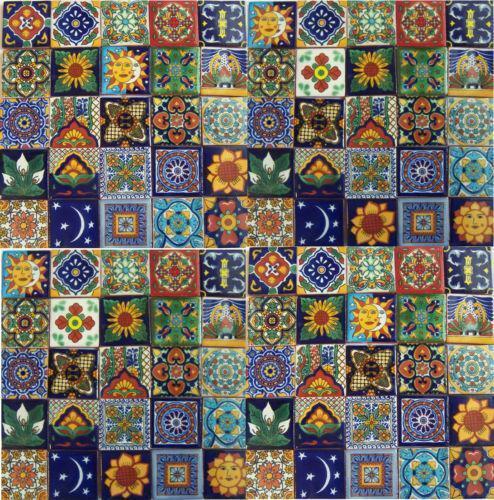 6x6 Mexican Decorative Tile