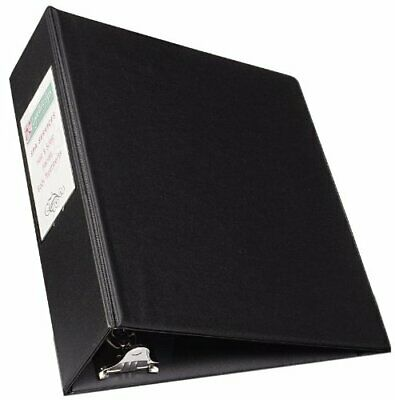 Avery Mini Durable Binder For 5.5 X 8.5 Inch Pages 2-inch Round Ring Black