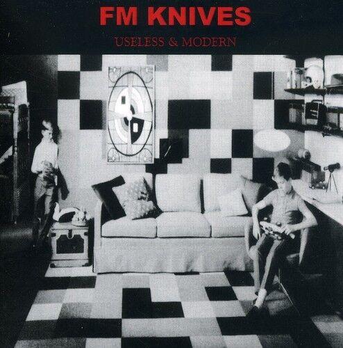 FM Knives - Useless & Modern [New CD]