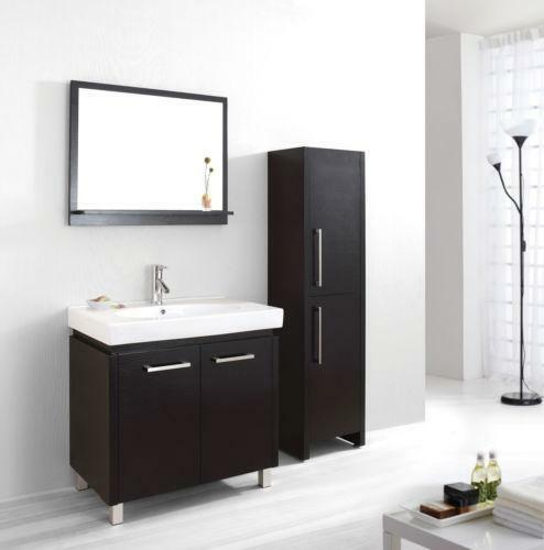 Modern Bathroom Vanity Ebay