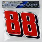 Dale Earnhardt NASCAR Magnets