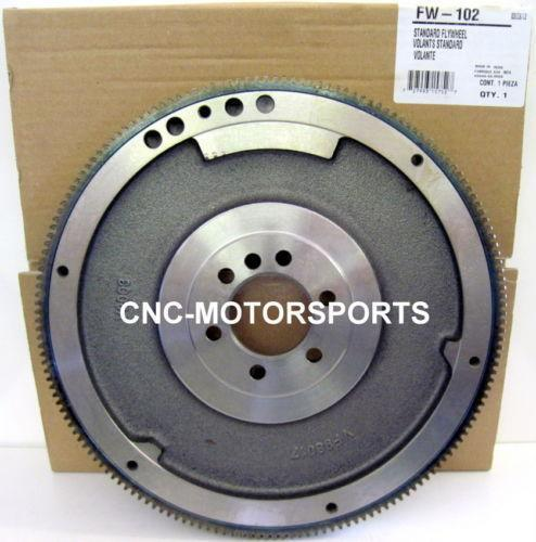 SBC 400 Flywheel