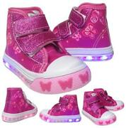 Toddler Light Up Sneakers