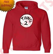 Thing 1 Thing 2 Hoodies