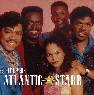 Atlantic Starr   Secret Lovers  Best Of  New Cd