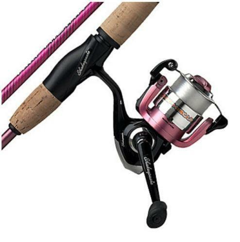 Pink fishing rod ebay for Pink fishing rods