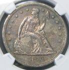 Proof Seated Liberty US Dollars (1840-1873)