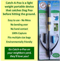 Gadget if you can't bend to pick up dog waste..brand new