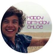 Harry Styles Cake Topper