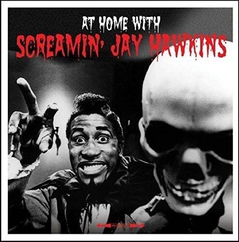 Screamin Jay Hawkins - At Home with [New Vinyl] 180 Gram, UK - Import