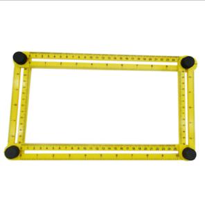 Angle Izer Template Tool Measuring Instrument Multi Angle Ruler