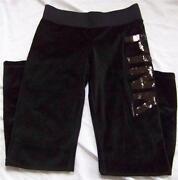 Victoria Secret Velour Pants