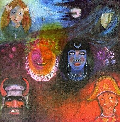 King Crimson   In The Wake Of Poseidon  30Th Anniversary Edition  New Cd