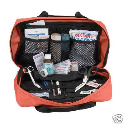 Rothco 2344 Orange E.m.s.ems Emergency Medical Services Trauma Bag