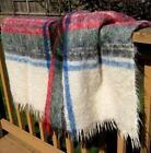Vintage Mohair Blanket