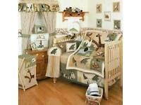 Kidsline Zanzibar Nursery Set