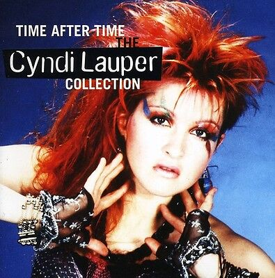 Cyndi Lauper   Time After Time  Best Of  New Cd