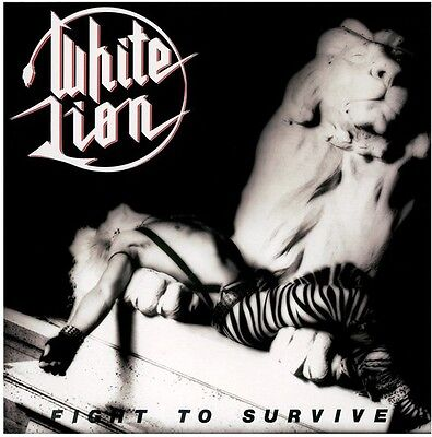 White Lion   Fight To Survive  New Cd  Uk   Import