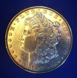 1878 Morgan Silver Dollar Ebay