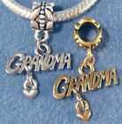 Chamilia Silver European Fashion Charms & Charm Bracelets