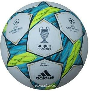 Champions League Ball 2012 2df49ca12f3e9
