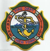 New York City Fire Patches