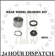 Peugeot 206 Rear Wheel Bearing