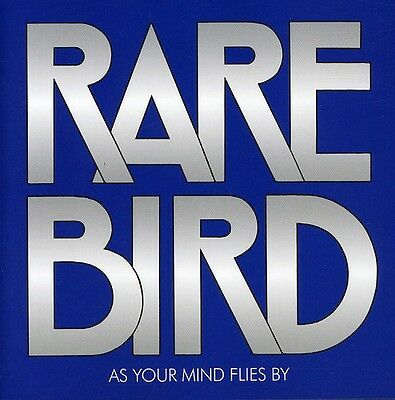 Rare Bird - As Your Mind Flies By [New CD] Rmst, England - Import