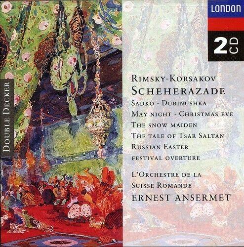 Ernest Ansermet - Scheherazade [New CD]