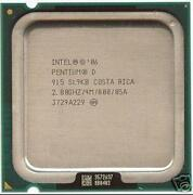 Intel Pentium Dual Core LGA775