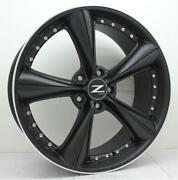 Black Holden Rims