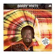 Barry White Vinyl