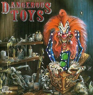 Dangerous Toys   Dangerous Toys  New Cd