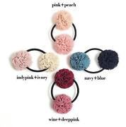 Ball Ponytail Holder