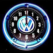 VW Beetle Clock