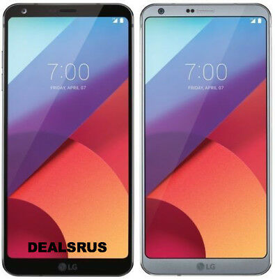 Android Phone - LG G6 H872 32GB T-Mobile GSM Unlocked 4G LTE Android Smartphone A+