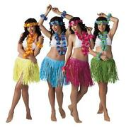 Ladies Fancy Dress Costumes Hawaiian