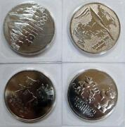 Russian Olympic Coins